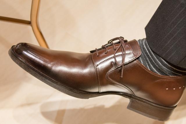 革靴のおすすめインソールベスト3!