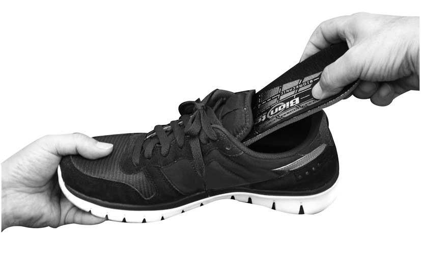 靴とインソールは体の○○に異常をもらたす!?