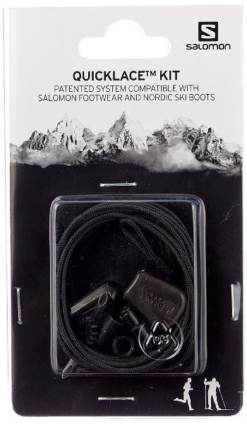サロモン ウルトラ 3の靴ひもをクイックレースにしたいのであれば純正品がおすすめ