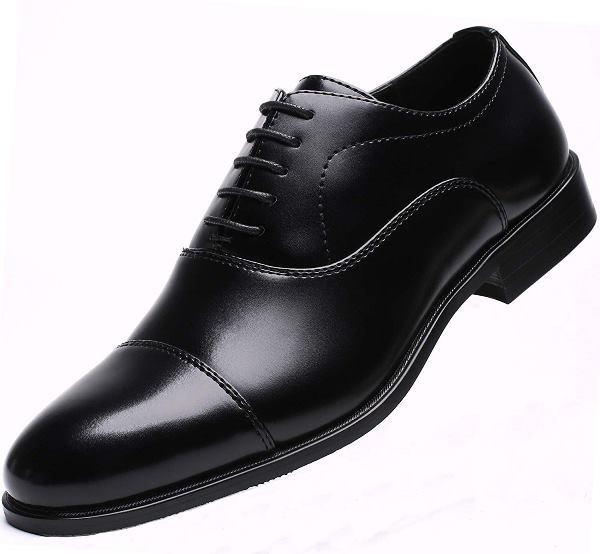 KEENPACEの内羽革靴