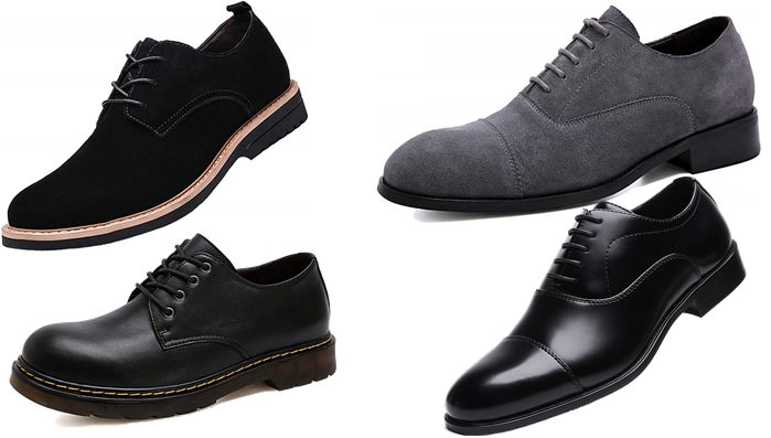 KEENPACEの革靴の種類は?
