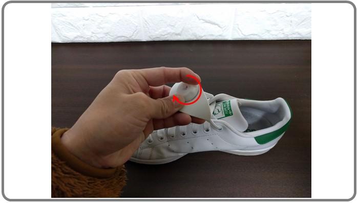 ダイヤル式靴ひもロックTWISTAの調整方法